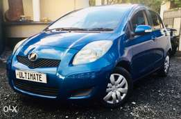 toyota vitz kcn loaded edition unique color just arrived at 650,000/=