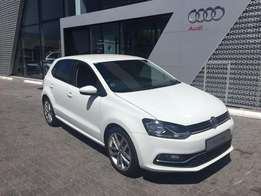 2015 Volkswagen Polo Gp 1.2 Tsi Highline with only 61017kms