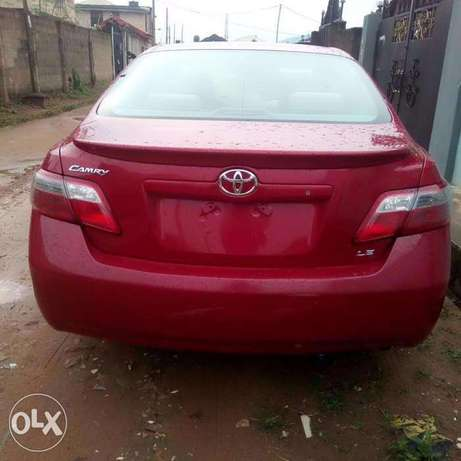 Clean Tokunbo toyota camry 2008 model Ikeja - image 3