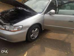 Nigerian Used Honda Accord