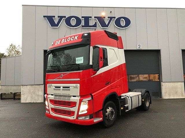 Volvo Fh460 Hydr - 2015