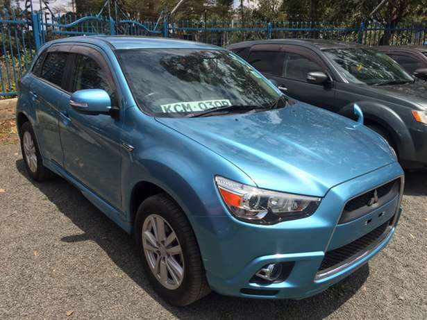 mitsubishi RVR with spare tyre Hurlingham - image 1