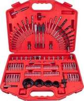 Torkcraft Combination Tool Set 125 Piece in Plastic Case