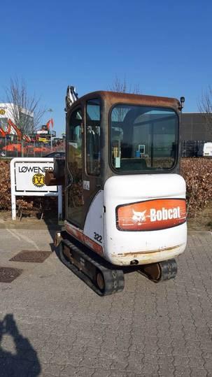 Bobcat 322 - 2004