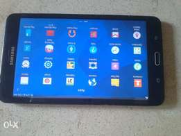 samsung tab4 (7 inches fairly used) with 16gb, android 5.1.1...