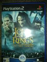 Lord of the rings /the two towers (ps2)