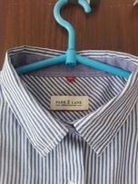 3564108d9b8bd8 Elegancka Koszula w paski r. L (40) rękaw 3/4