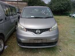Nissan vanette nv200 KCM number 2010 model loaded with good music s