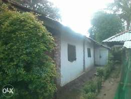 Temporary house for sale in Malindi town.