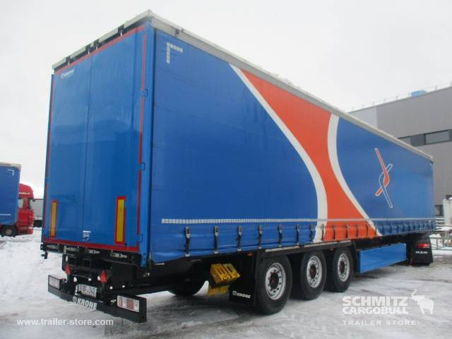 Krone Semitrailer Curtainsider Standard - 2015