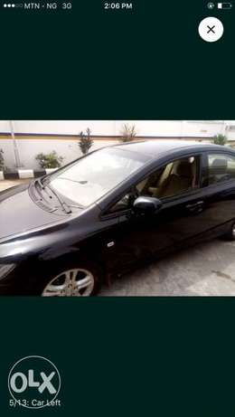 Honda Civic. very clean and in perfect condition. Ikeja - image 2