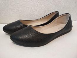 ba238468e Туфли на девочку, балетки, практически новые, 35 размер