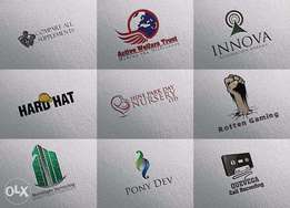 I will design a professional logo/other graphic works.
