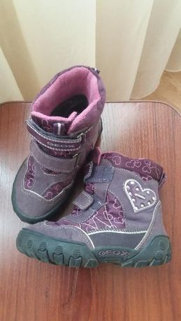 b556c728f Термо ботинки Geox весна - осень размер 26 для девочки Киев - изображение 5