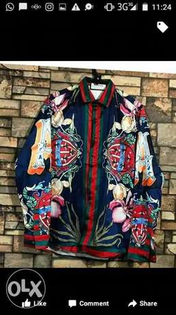 new improved versace vintage cloth Agege - image 1