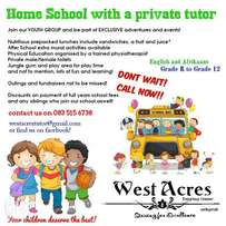 West Acres Tutoring Centre