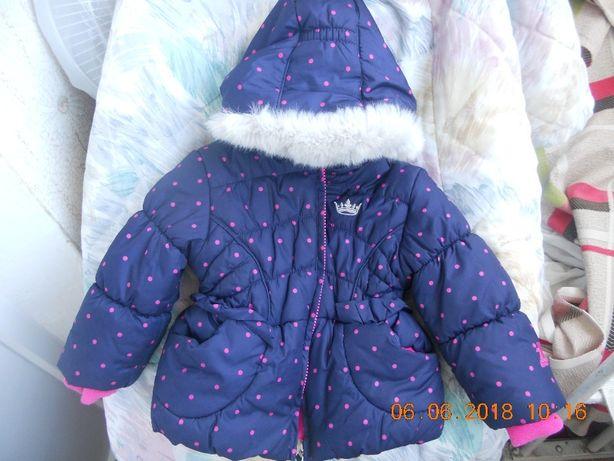 Дешево!Курточка Zeroxposur на дівчинку від 1 до 2 років фірмова Тернопіль -  зображення 1 8a76433b1b2bd