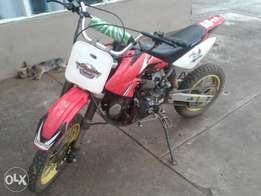 125 cc pit bike to swop go cart or pipe car