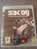 PS3 Games - SBK 09