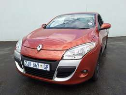 Renault Megane coupe 1.4TCe Dynamique for sale