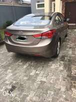 Hyundai elentra , very clean and new, fairly used , just 30km covered