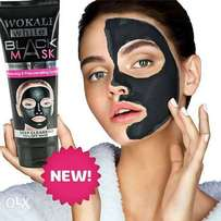 Wokali peel off black mask