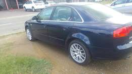 Audi A4 2.0 tdi to swop for what you have