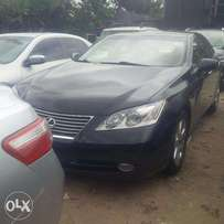 Nigerian Used Lexus ES350, 2008/09, Full-Option, Very OK