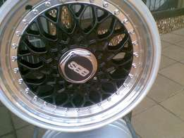 BBS mag rims available in stock