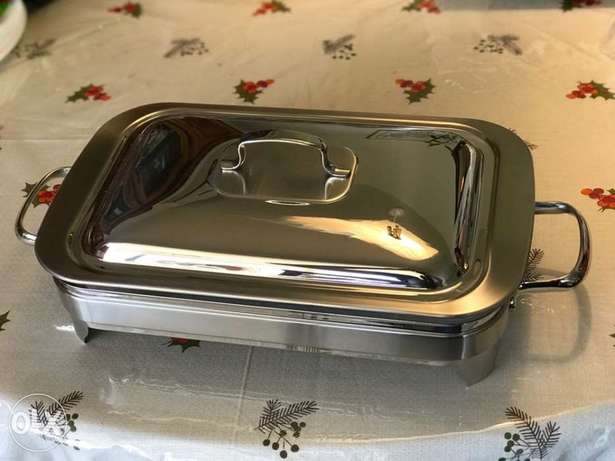 Stainless Casserole BRAND NEW