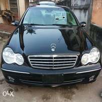 Tokunbo American Used 2005 Mercedes Benz C240, Luxury Edition, Clean