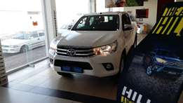 big specials new toyota hilux 2.8GD automatic 4x2 1 week left call me