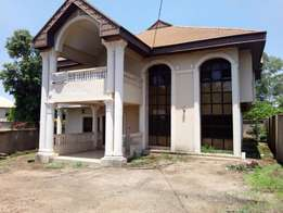 For Sale: 6 Bedroom Duplex close to Umuoji, Independence Layout, Enugu