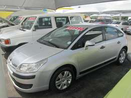 CITROEN C4 2007 Model 1.4 Diesel Hatchback In Good Condition
