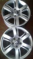 "VW Amarok magrims 17""inch aset of four for sale"