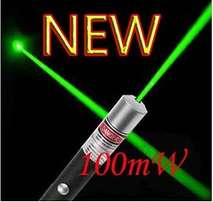 Green Laser Pointer-Powerful 100mW Green Lazer Pointer at R150 each