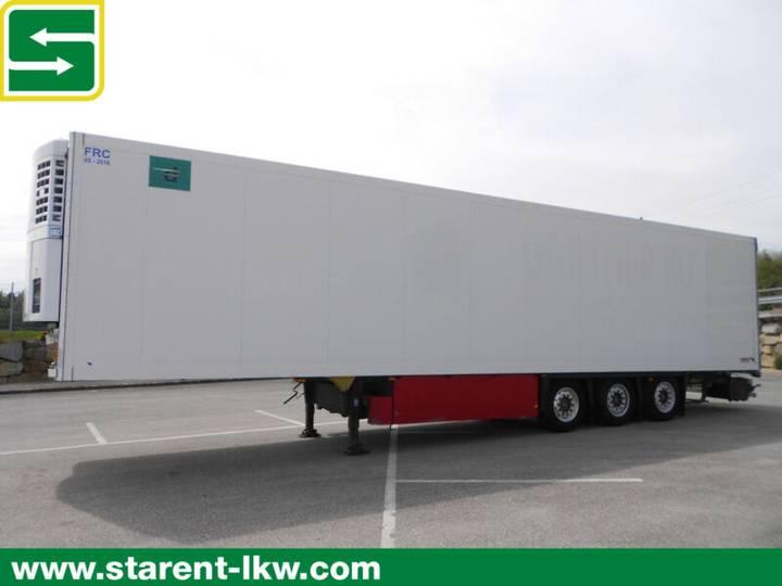Schmitz Cargobull Thermo King Spectrum,Multitemp,Trennwand,Blumen - 2008