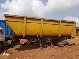 60 tons DUMP Bucket in Lagos for urgent sale for N5m