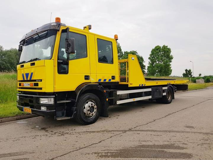 Iveco ML130E24 Bergingswagen Tow Truck Abschlepp - 2002