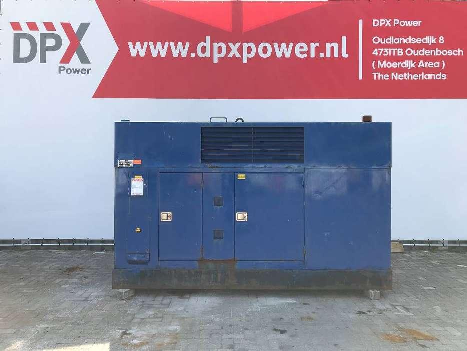 Scania D9 92 - 240 kVA Generator - DPX-11560 - 2000