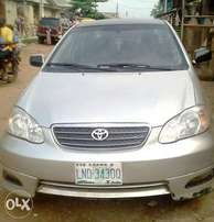 Clean in and out Toyota Corolla Sport 2005