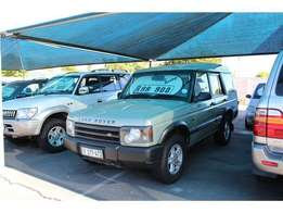 2002 Discovery Td5 Auto