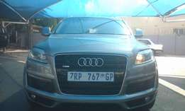 2007 Audi Q7 3.0TDi V6 with excellent power and condition