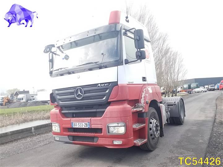 Mercedes-Benz Axor 1840 Euro 4 - 2008
