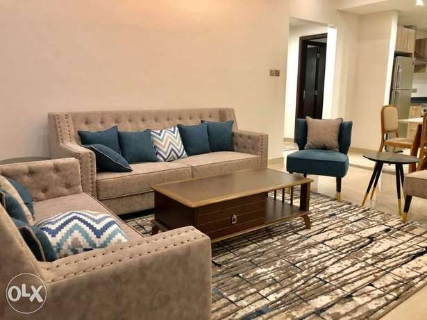 Brand new! Gorgeous 2BR apartment fully furnished for rent in juffair