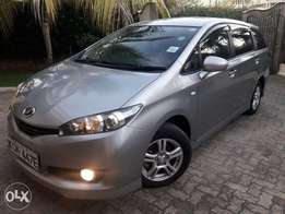 Toyota Wish 1800cc very clean and Fully Loaded!