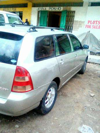 Quick sale! Toyota Fielder available KBH at 480k! Naivasha - image 3