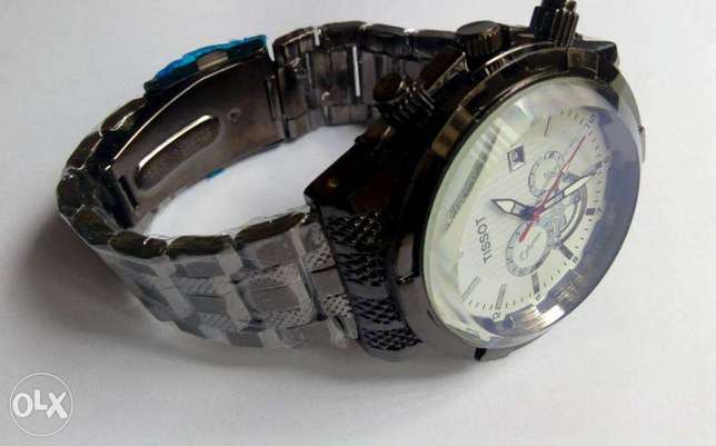 Tissot Silver Men Wristwatch Lekki Phase 1 - image 5
