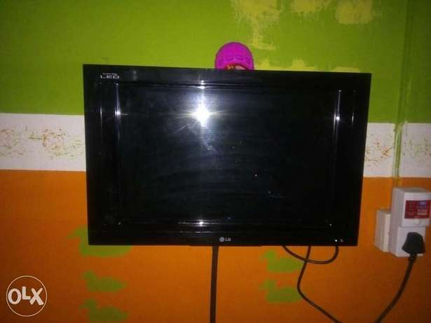24inches LG Dynamic edge LED flat screen Ijebu Ode - image 1