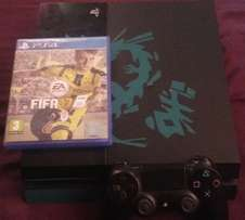 Sony Playstation 4 500GB With FIFA 17